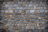 Stone wall texture background — Stok fotoğraf