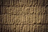 Sand plaster wall, sandstone, background, texture — Stock Photo