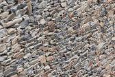La pared de rocas naturales — Foto de Stock