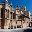 Catalonia cathedral in Spain — Stock Photo
