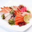 Assorted Sashimi great. — Foto Stock