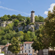 Saint-Hippolyte Hill — Stock Photo