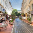 Shopping in Grasse France — Stock Photo #10984395