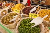Fruit & Vegetable Stand in Castiglione del Lago — Stock Photo