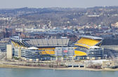 Heinz Field in Pittsburgh — Stock Photo