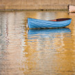 Blue Boat — Stock Photo #11827779