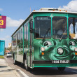 Trolley for Tourists in Orlando — Stock Photo #11827784