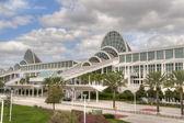 Centro de convenções orlando laranja — Foto Stock