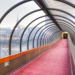 Tubular Skywalk — Stock Photo