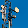 Telecommunication tower — Foto de stock #10890147