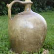 Stock Photo: Antique retro jug