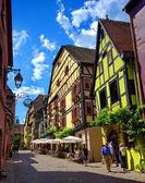 Riquewihr , Alsace (Fr) — Stock Photo