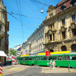 Tram Basel, Switzerland. — Stock Photo