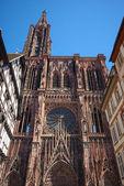 Cathedral Notre Dame de Strasbourg — ストック写真