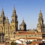 Cathedral of Santiago de Compostela in Galicia, Spain. — Stock Photo #11060471