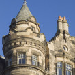 Architectural detail in Edinburgh — Stock Photo