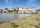Beauty fishing village in Spain — Stock Photo