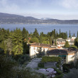Stock Photo: Landscape - Garda Lake (Italy)