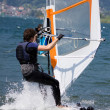 Stock Photo: Sport - Windsurfing