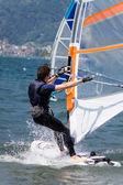Sport - Windsurfing — Stock Photo