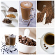 Coffee collage — Stock Photo #11698351