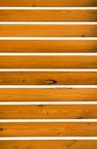 řada dřevěných prken — Stock fotografie