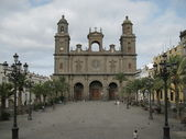 Church in Las Palmas — Stock Photo