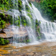 Stock Photo: Waterfall, Blue Mountains National Park, NSW, Australia