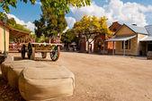 исторический порт, echuca, виктория, австралия — Стоковое фото