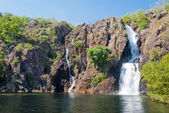 Wangi Falls, Litchfield National Park, Australia — Stock Photo