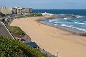 Newcastle beach, NSW, Australia — Stock Photo
