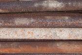 Rusty tubes — Stock Photo