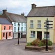 Village in West Cork, Ireland — Stock Photo