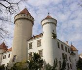 Konopiste Castle, Czech Republic — Stock Photo