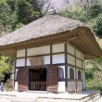 Meigetsu-in temple, Kamakura, Japan — Stock Photo