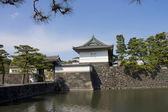 Ote-mon gate of Edo castle, Tokyo, Japan — Stock Photo