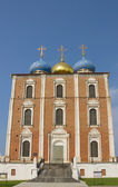 Assumption Cathedral of Ryazan Kremlin, Russia — Stock Photo