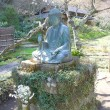 Stock Photo: Buddhstatue in Tokeiji temple, Kamakura, Japan