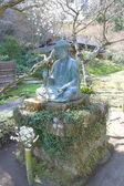 Buddha statue in Tokeiji temple, Kamakura, Japan — ストック写真