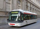 Public transport – trolleybus — Zdjęcie stockowe