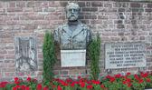 Bust of Josef Gabriel Rheinberger — Stock Photo
