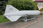 Soviet anti-ship missile P-15 Termit — Stock Photo