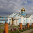 Orthodox church of the Icon of the Theotokos — Stock Photo