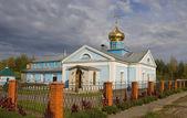 Orthodox church of the Icon of the Theotokos — Stock Photo