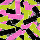 Torn scrach paper seamless pattern. Vector texture. — Stock Vector