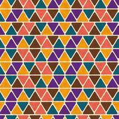 无缝的复古几何图案。eps10 矢量纹理. — 图库矢量图片