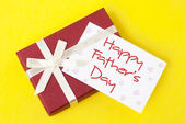 Father's Day — Stock Photo
