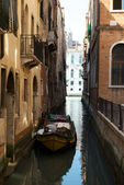 Venice boat — Stock Photo