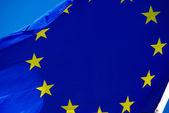 Flagge der europäischen union 2 — Stockfoto