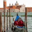 Gondola, Venice. — Stock Photo #11342943